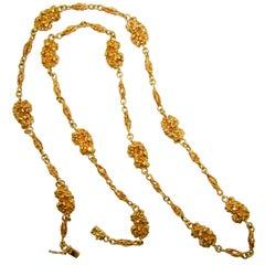 Van Cleef & Arpels Necklace, circa 1970
