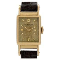 Patek Philippe Vintage 1945 3011 18k Ivory dial mm Manual watch - 'Certified Aut