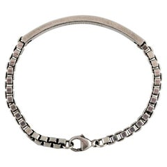 Tiffany & Co. 'New York' Modern Bracelet in Sterling Silver, circa 1960