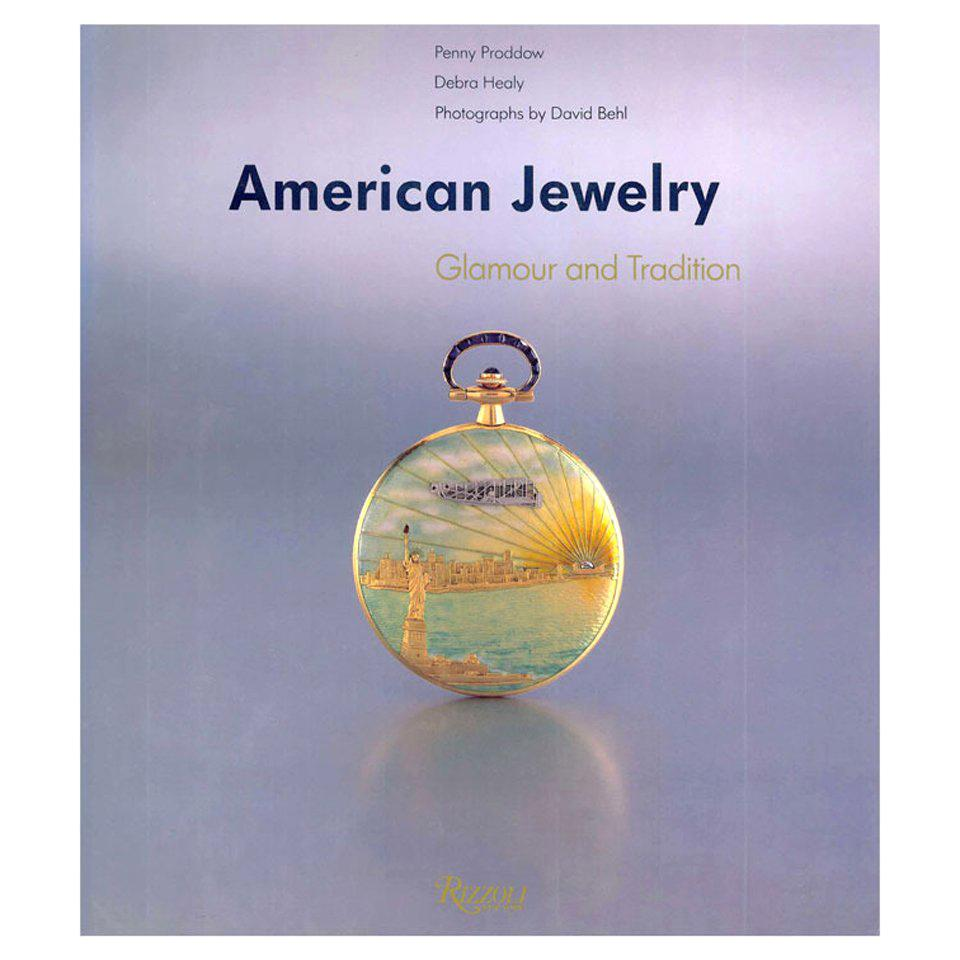 Book of American Jewelry, Glamour and Tradition