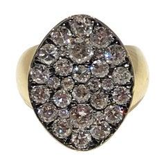 Valmonte Pave Diamond Signet Ring, by Martyn Lawrence Bullard