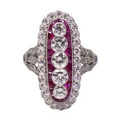 19th Century Fashion Rings