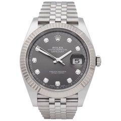 Rolex Datejust 40 Stainless Steel 126334
