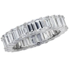 6.75 Carat Diamond Eternity Band