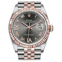 Certified Authentic Rolex Datejust14382, Missing Dial