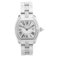 Cartier Stainless Steel Roadster W62016V3