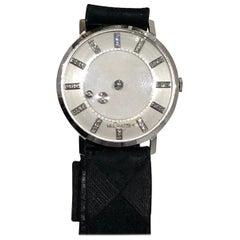 Vacheron & Constantine-LeCoultre White Gold Mysterie Wristwatch