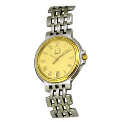 Vintage Ladies Dunhill Quartz Wristwatch, circa 1990s