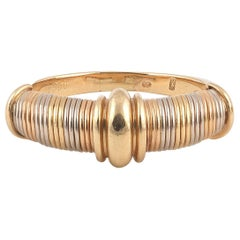 Cartier Bi-Colored Gold Ring