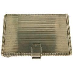 925 Silver Bag