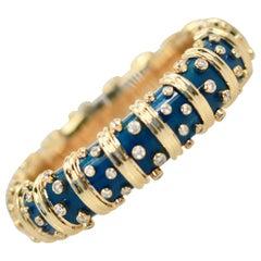 Tiffany & Co. Schlumberger Diamond Bracelet