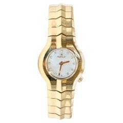TAG Heuer Ultra Rare 18 Karat Gold and Diamond Alter Ego Watch