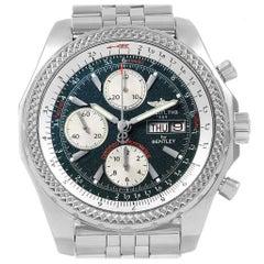 Breitling Bentley Motors GT Green Special Edition Men's Watch A13362