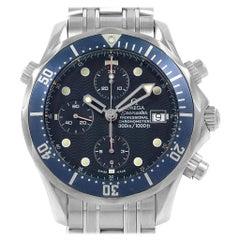 Omega Seamaster Bond Chronograph Steel Men's Watch 2599.80.00