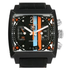 TAG Heuer Monaco Limited Edition Chronograph Men's Watch CAL5110