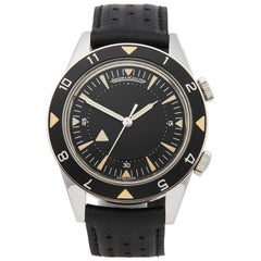 Jaeger-LeCoultre Memovox Tribute to deep sea Gents 234.8.96 Wristwatch