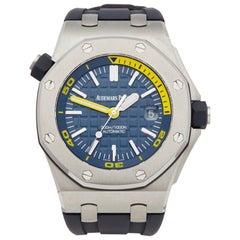 Audemars Piguet Royal Oak Offshore 15710ST Stainless Steel Gents Wristwatch