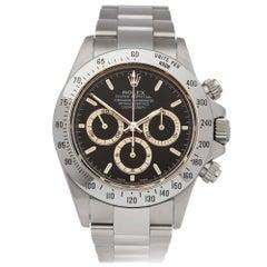 Rolex Daytona Stainless Steel 116520 Gents Wristwatch