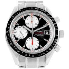 Omega Speedmaster Date 40 Black Dial Men's Watch 3210.51.00