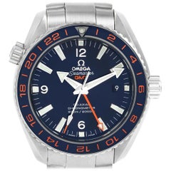 Omega Seamaster Planet Ocean GMT GoodPlanet Watch 232.30.44.22.03.001