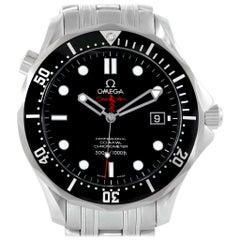 Omega Seamaster Bond 007 LE Men's Watch 212.30.41.20.01.001 Box Cards