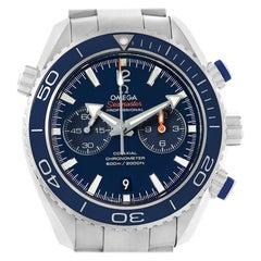 Omega Planet Ocean Co-Axial Titanium Watch 232.90.46.51.03.001 Unworn