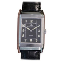 Jaeger-LeCoultre Grande Reverso Taille Shadow Stainless Steel