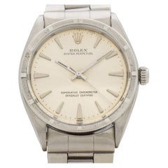 Vintage Rolex Oyster Perpetual Reference 1007 Stainless Steel Watch, 1961