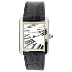 Cartier Tank Solo Watch Model W5200018