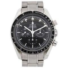 "Omega Speedmaster ""First Watch Worn on the Moon"" Chronograph Wrist Watch"