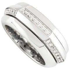 Piaget Spinning Diamond Possession Ring .65 Carat