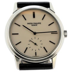 Patek Philippe 3718A, Stainless Steel Wristwatch, Made for the Japanese Market