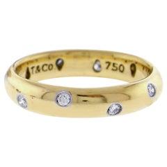 Tiffany & Co. Etoile Round Diamond Band Ring