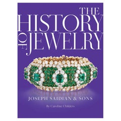"""The History of Jewelry"" Joseph Saidian and Sons published by Rizzoli"