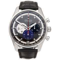 Zenith El Primero Chronomaster Stainless Steel 03.2040.400/26.C496 Wristwatch