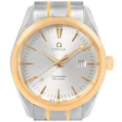 Omega Seamaster Aqua Terra 150M Steel Yellow Gold Watch 2317.30.00