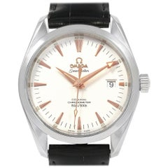Omega Seamaster Aqua Terra Men's Steel Watch 2503.34.00