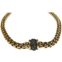 Diamond Rope Necklaces