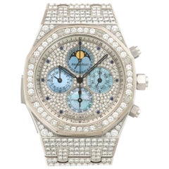 Audemars Piguet Royal Oak Grand Complication Minute Repeater Diamond Watch
