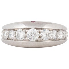Varna Diamond Ring in Platinum