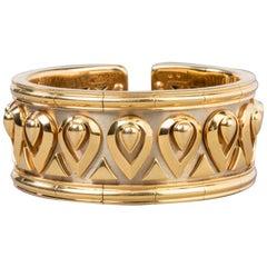 Cartier Tanjore Fashion Gold Bracelet