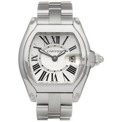 Cartier Roadster Stainless Steel 2675