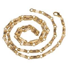 Mauboussin Paris Fashion Gold Necklace