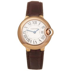 Cartier Ballon Bleu 18K Rose Gold WGBB0007 OR 3869