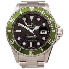 Rolex Submariner Stainless Steel 16610LV Wristwatch