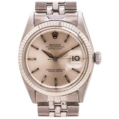 Rolex Datejust Ref# 1601 Stainless Steel, circa 1960