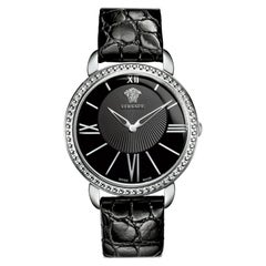 Versace Krios M6Q99D008 S009 Stainless Steel Quartz Watch