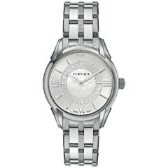 Versace Dafne VFF03 0013 Stainless Steel Quartz Watch