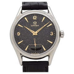 Vintage Omega Reference 2791-2 Stainless Steel Watch, 1954
