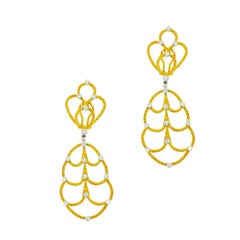 Buccellati Chandelier Earrings